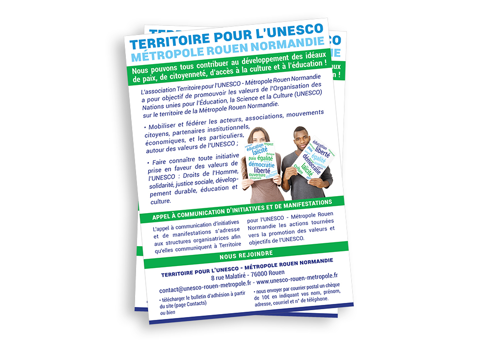 flyer unesco verso