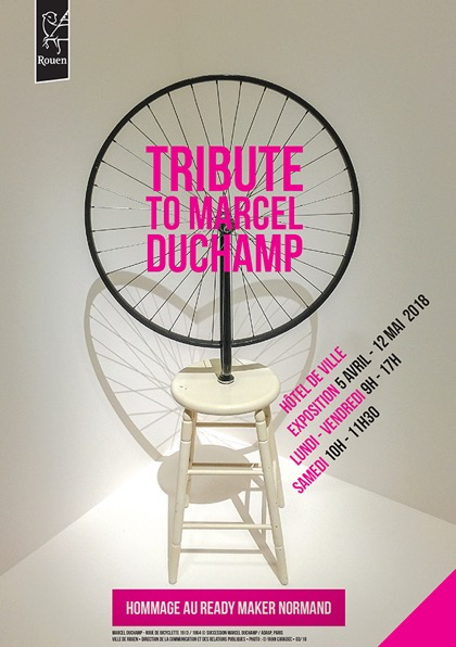 Tribute to Marcel Duchamp
